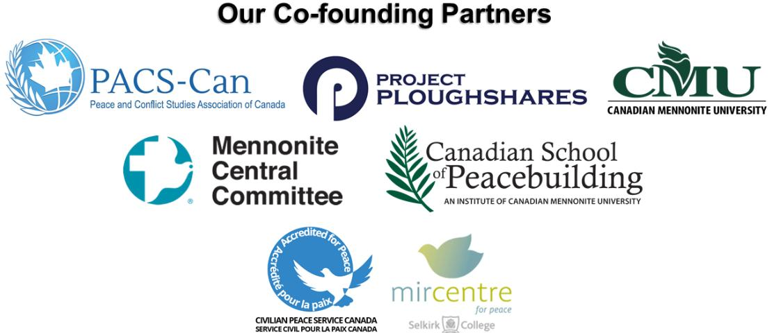 Our co-founding partners